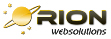 Orion Websolutions logó
